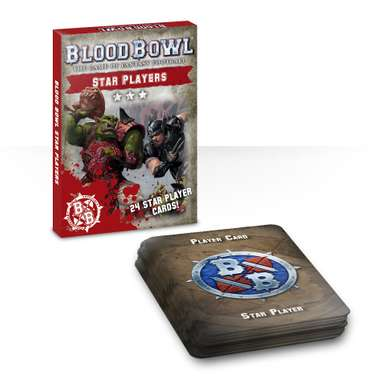 Blood Bowl: Star Player Card Deck (EN)