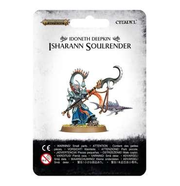 Idoneth Deepkin: Isharann Soulrender