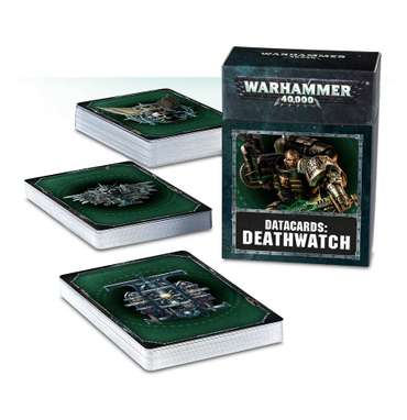Datacards: Deathwatch (EN)
