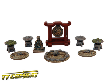 Eastern Accessories 1 - Eastern Empire Scenics
