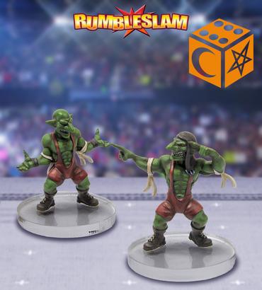 Goblin Brawler & Goblin Grappler - Rumbleslam