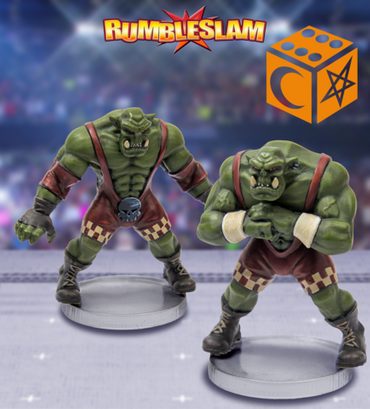 Orc Brawler & Orc Grappler - Rumbleslam