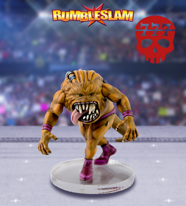 Experiment 2186 - Rumbleslam