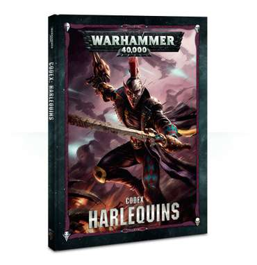 Codex: Harlequins (EN)