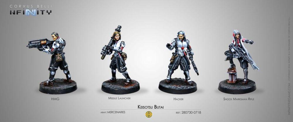 Keisotsu Butai Box