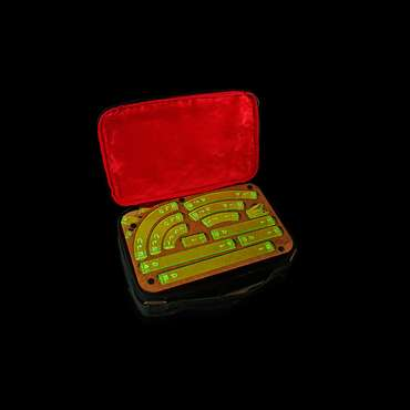 Space Fighter Manouver Tray - Green