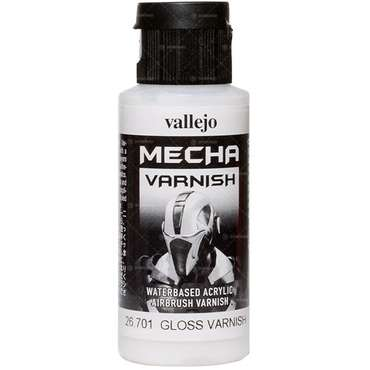 Mecha Color – Satin Varnish (60ml)