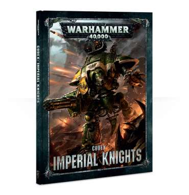 Codex: Imperial Knights (EN)