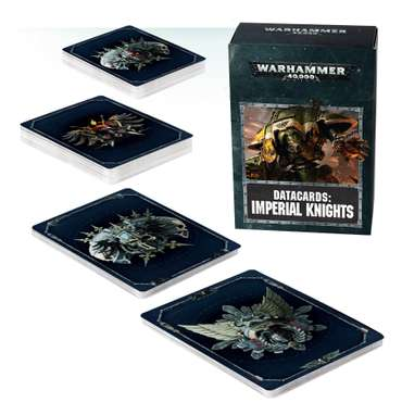 Datacards: Imperial Knights (EN)