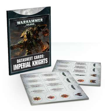 Datasheets: Imperial Knights (GER)