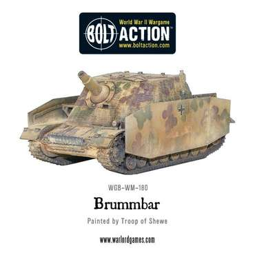 Brummbar - Bolt Action