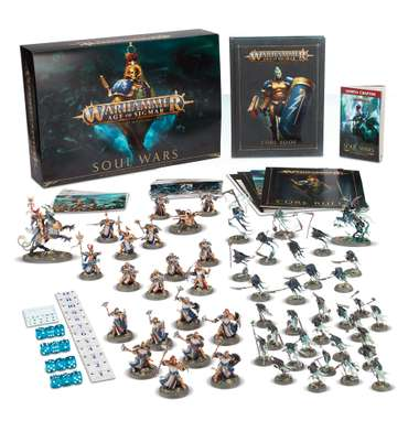 Age of Sigmar: Soul Wars (GER)