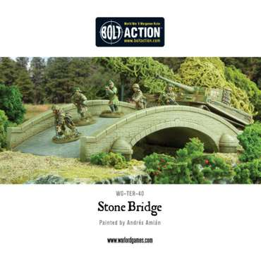 Stone Bridge - Bolt Action – Bild 1