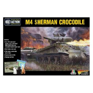 M4 Sherman Crocodile - Bolt Action