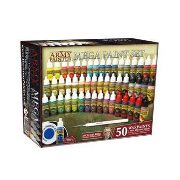 Mega Paint Set - The Army Painter