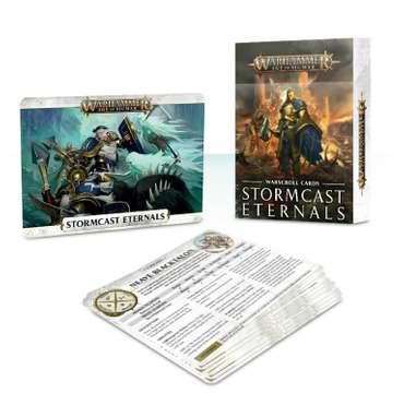 Warscroll-Karten: Stormcast Eternals (DE)