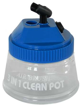3 in 1 Spray-Out Clean Pot