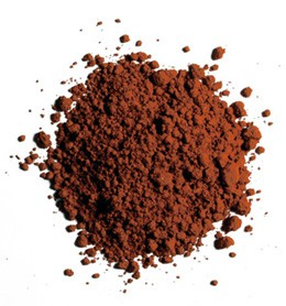 Vallejo Pigment Dark Red Ocre 30ml
