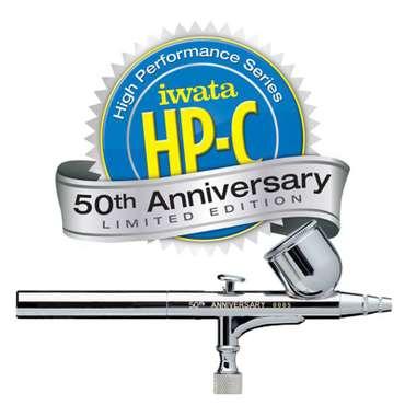 IWATA 50th Anniversary HP-C Limited Edition