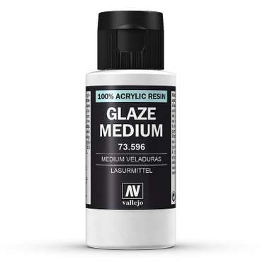 Vallejo Glaze Medium, 60 ml (73.596)
