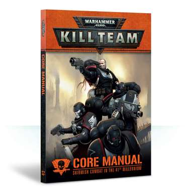 WH40k: Kill Team Grundregelwerk (DE)