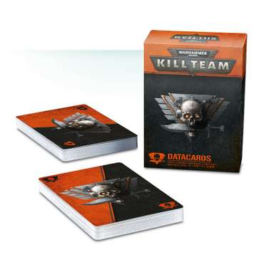 WH40K: Kill Team Datacards (EN)