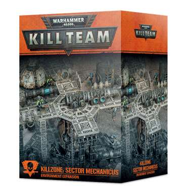 KILLZONE: SECTOR MECHANICUS (DE)