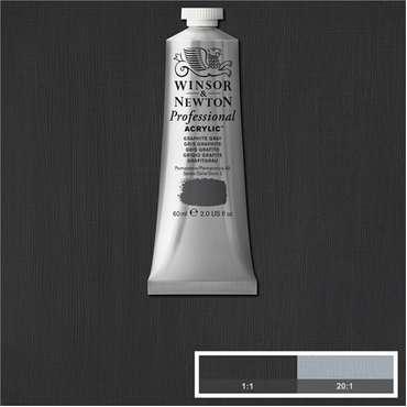 W&N Professional Acrylic Grafitgrau