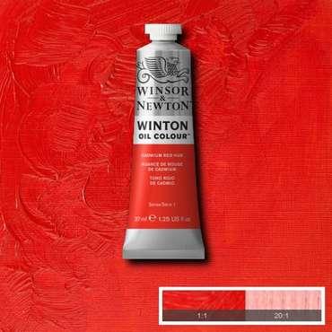 W&N Winton Ölfarbe Kadmiumrot