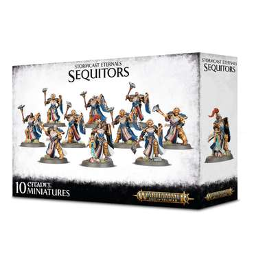 Stormcast Eternal Sequitors