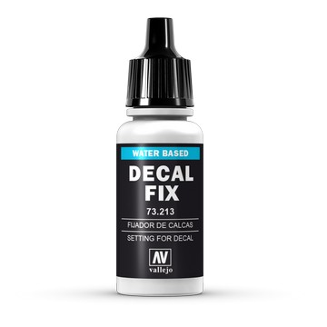 Model Color Decal Fix Set 17ml