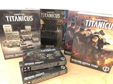 Adeptus Titanicus Bundle 2