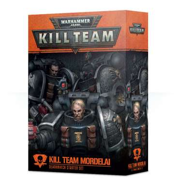 Kill Team: Mordelai (Deathwatch) (EN)