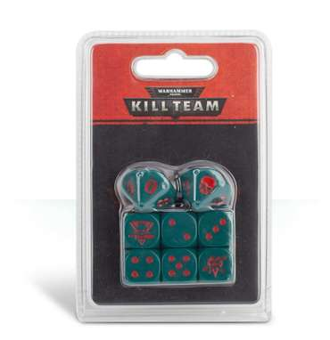 Kill Team: Drukhari-Dice