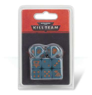 Dice set: Elucidian Starstriders