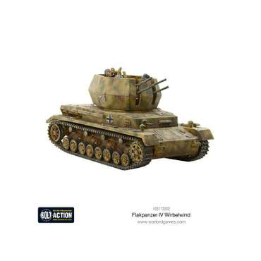 Flakpanzer IV Wirbelwind - Bolt Action