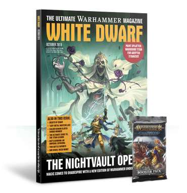 White Dwarf October 2018 (DE)