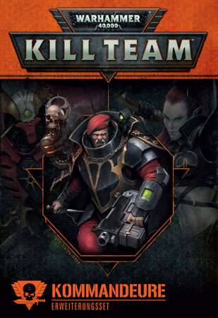 Kill Team: Commanders (DE)