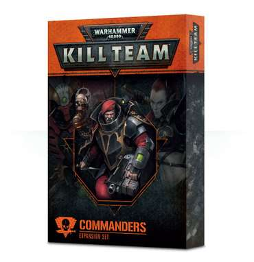 Kill Team: Commanders (EN)