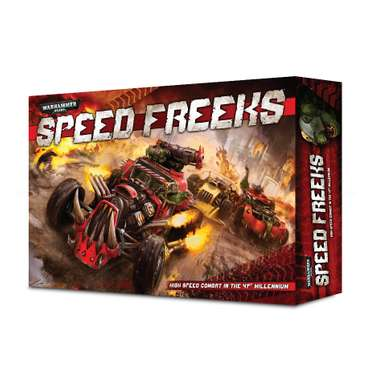WH40k: Speed Freeks (DE)