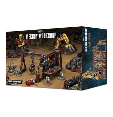 Orks: Mekboy Workshop