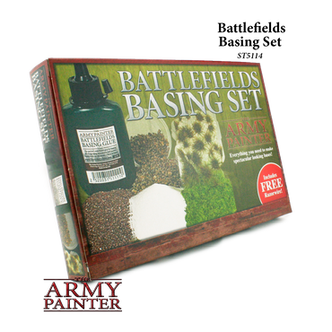 Battlefields Basing Set 2014