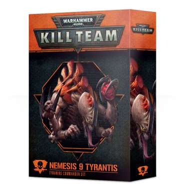 Kill Team Commander: Nemesis 9 Tyrantis (EN)