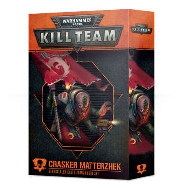 Kill Team Commander: Crasker Matterzhek (EN)