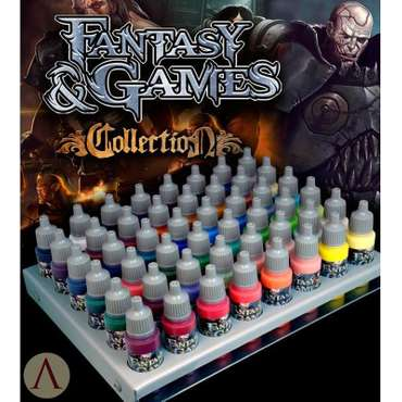 Fantasy-&-Games-Collection