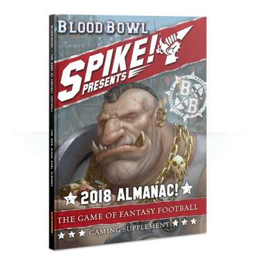 Blood Bowl Almanach 2018 (EN)