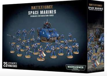 Primaris Interdiction Force