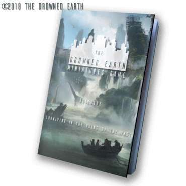 The Drowned Earth - Rulebook