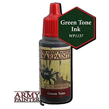Warpaint Green Tone Ink