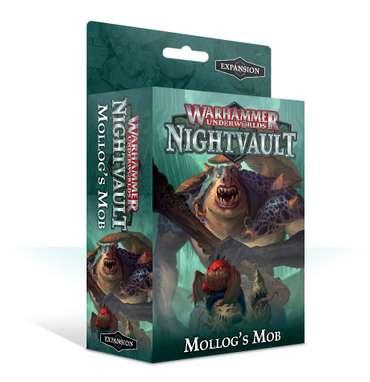 WH Underworlds: Mollogs Mob (EN)